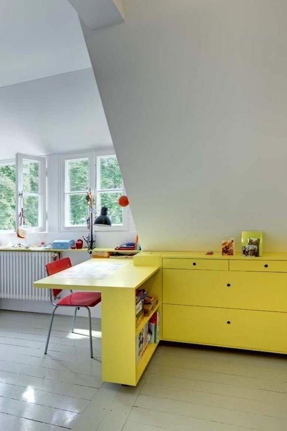 Фотография: Офис в стиле Скандинавский, Современный, Детская, Кабинет, Декор интерьера, Декор дома – фото на INMYROOM