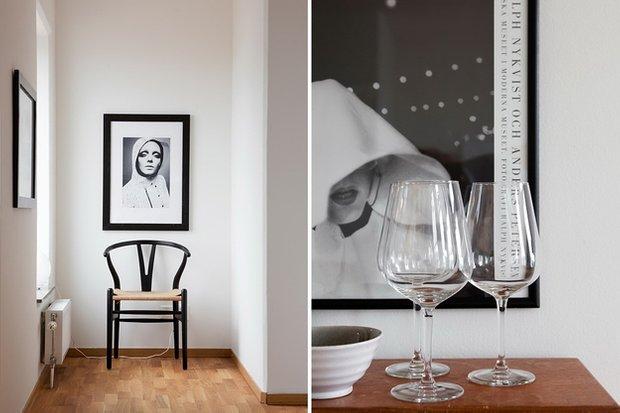 Фотография: Прочее в стиле , Малогабаритная квартира, Квартира, Австралия, Цвет в интерьере, Дома и квартиры, Белый, Ретро – фото на INMYROOM