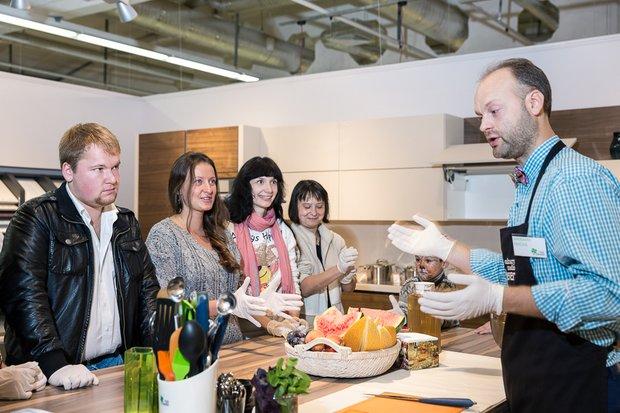 Фотография: Прочее в стиле , Кухня и столовая, Индустрия, Новости, Минимализм, Кулинарная студия Clever, Тема месяца – фото на INMYROOM