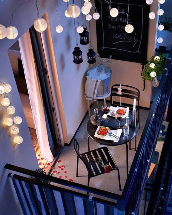 Фотография: Балкон в стиле Скандинавский, Декор интерьера, Советы, идеи оформления балкона, как оформить балкон, освещение балкона, декор для балкона, полезные мелочи для балкона – фото на INMYROOM