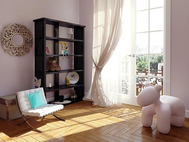 Фотография:  в стиле Современный, Детская, Интерьер комнат, Советы – фото на InMyRoom.ru