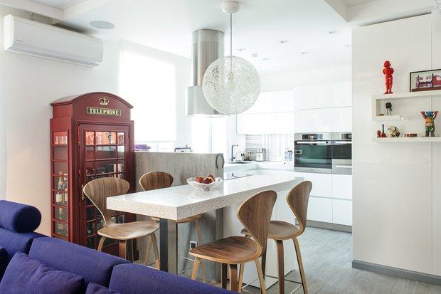 Фотография: Кухня и столовая в стиле Хай-тек, Декор интерьера, Декор дома – фото на INMYROOM