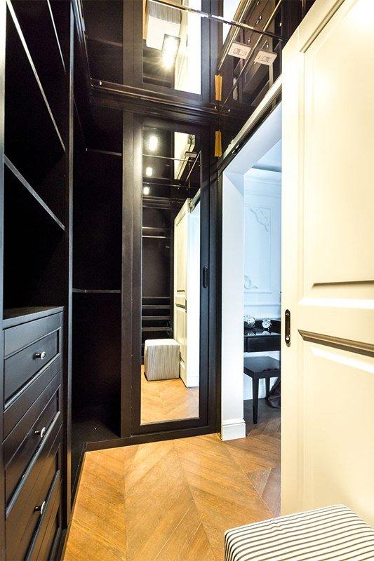 Фотография:  в стиле Современный, Спальня, Декор интерьера, Интерьер комнат, Проект недели – фото на INMYROOM