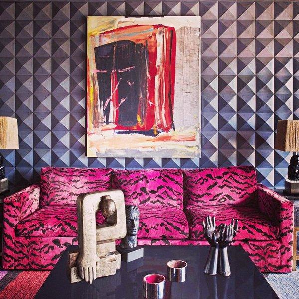 Фотография: Гостиная в стиле Эклектика, Декор интерьера, Аксессуары – фото на INMYROOM