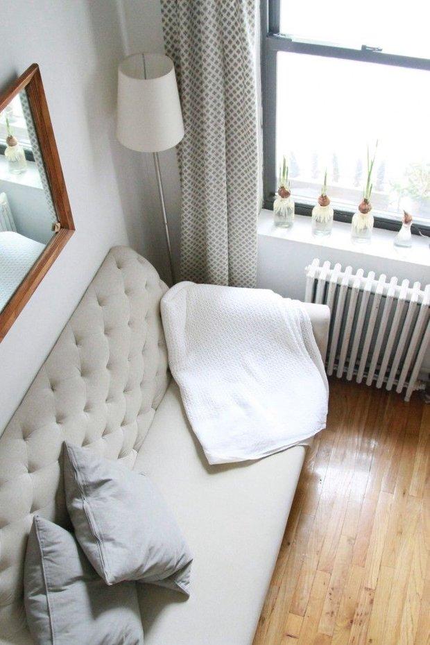 Фотография: Гостиная в стиле Скандинавский, Малогабаритная квартира, Советы, Интервью – фото на INMYROOM