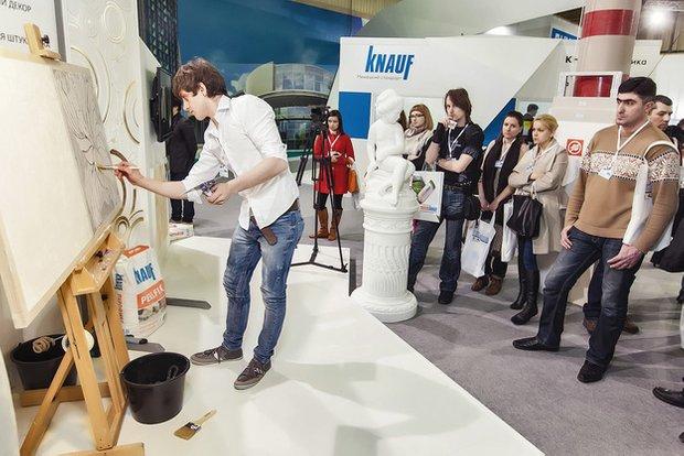 Фотография: Прихожая в стиле Современный, Индустрия, События, Knauf – фото на INMYROOM