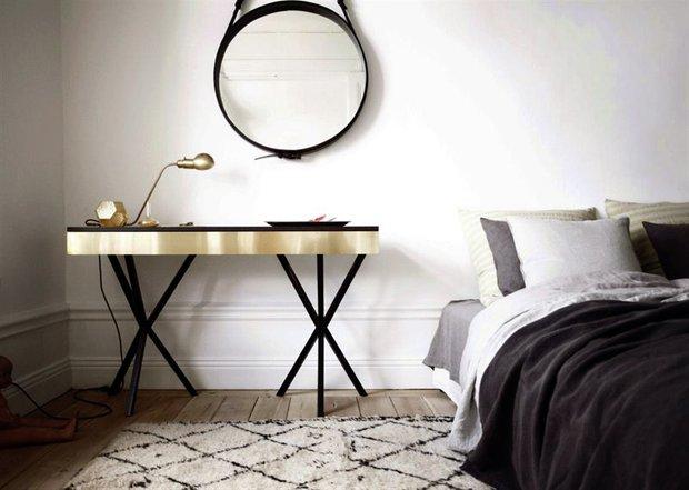 Фотография: Спальня в стиле Скандинавский, Современный, Декор интерьера, Интерьер комнат, Цвет в интерьере, Белый, Проект недели – фото на INMYROOM
