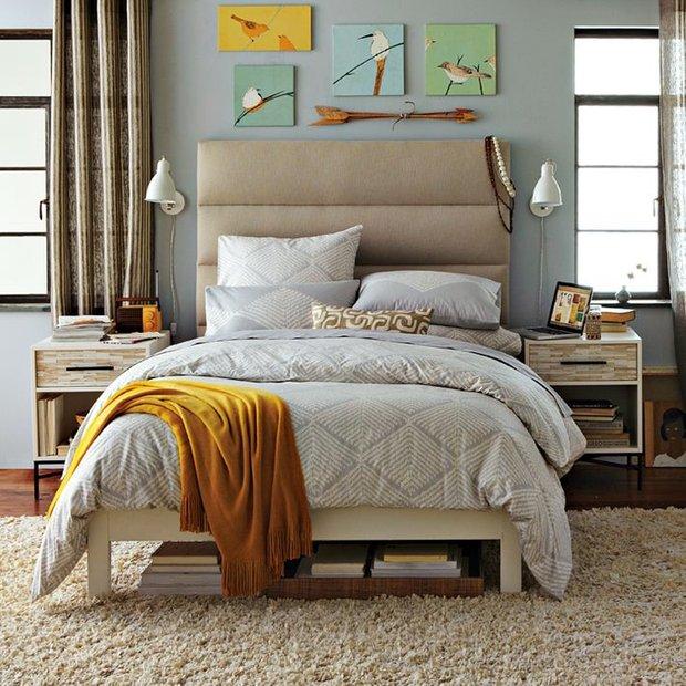 Фотография: Спальня в стиле Прованс и Кантри, Современный, Стиль жизни, Советы – фото на InMyRoom.ru