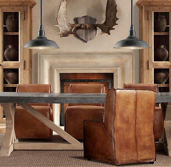 Фотография: Мебель и свет в стиле Прованс и Кантри, Кухня и столовая, Дизайн интерьера – фото на INMYROOM