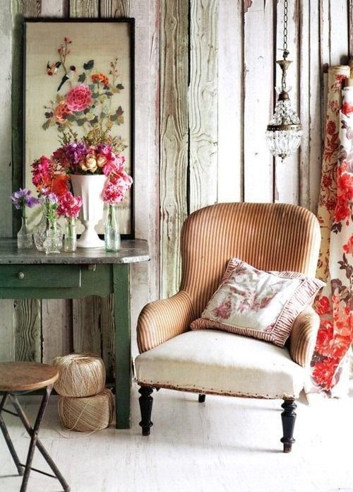 Фотография: Мебель и свет в стиле Прованс и Кантри, Декор интерьера, Декор, весенний декор интерьера – фото на INMYROOM