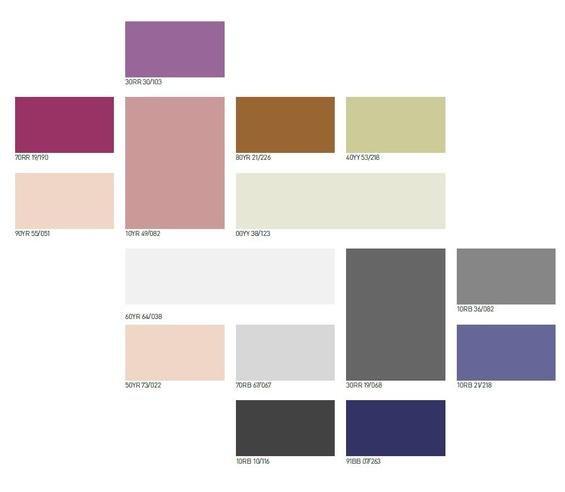 Фотография:  в стиле , Декор интерьера, Дизайн интерьера, Цвет в интерьере, Dulux, ColourFutures, Akzonobel, Краски – фото на InMyRoom.ru