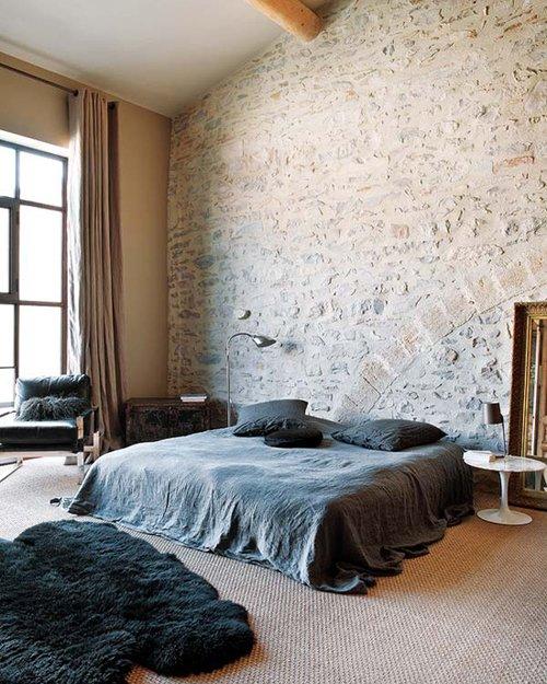 Фотография: Спальня в стиле Эклектика, Декор интерьера, Дом, Франция, Дома и квартиры – фото на INMYROOM