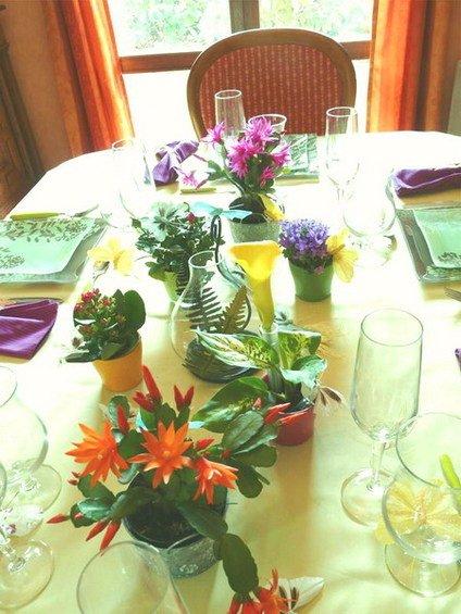 Фотография:  в стиле , Декор интерьера, Дом, Декор дома, Сервировка стола – фото на InMyRoom.ru