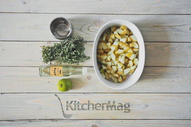 Фотография:  в стиле , Обед, Ужин, Салат, Вегетарианская, Веганская, Картофель, Кулинарные рецепты, Варить, 15 минут, Готовит KitchenMag, Европейская кухня, Рецепты салатов, Вкусные рецепты, Простые рецепты, Рецепты на 2015 год, Домашние рецепты, Пошаговые рецепты, Новые рецепты, Рецепты с фото, Как приготовить быстро?, Как приготовить вкусно?, Просто – фото на INMYROOM