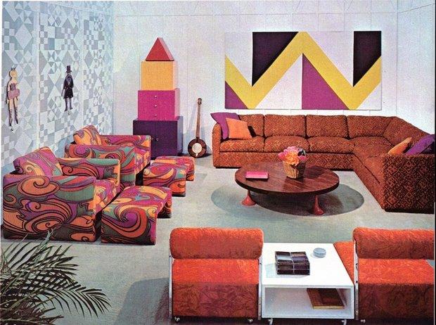 Фотография: Гостиная в стиле Восточный, Эклектика, Дизайн интерьера, Декор – фото на INMYROOM