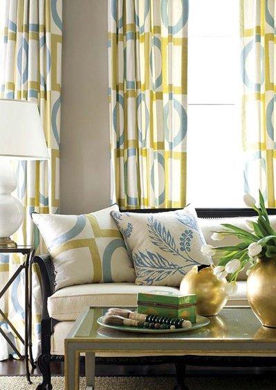 Фотография: Гостиная в стиле Прованс и Кантри, Декор интерьера, Текстиль – фото на INMYROOM