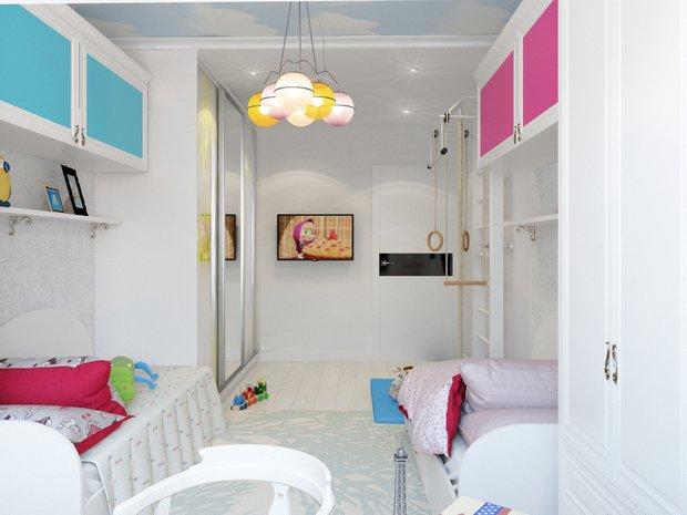 Фотография: Кухня и столовая в стиле Прованс и Кантри, Детская, Советы, Гид, как оформить детскую – фото на INMYROOM
