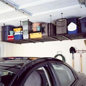 Фотография: Прочее в стиле Лофт, Дом и дача, как обустроить гараж, хранение в гараже, как обустроить дачный сарай, идеи для гаража – фото на INMYROOM