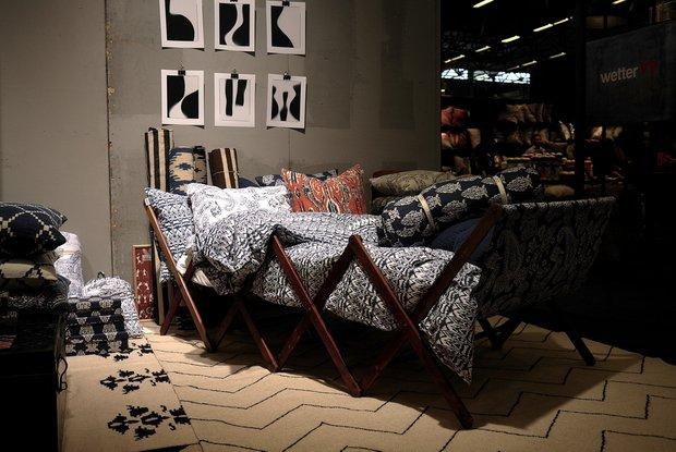 Фотография: Мебель и свет в стиле Прованс и Кантри, Классический, Современный, Индустрия, События, Маркет, Maison & Objet, Женя Жданова – фото на INMYROOM