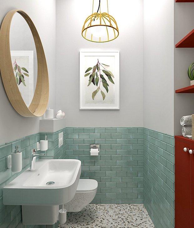 Фотография: Ванная в стиле Современный, Декор интерьера, Советы, Виктория Золина, Zi-Design Interiors – фото на INMYROOM