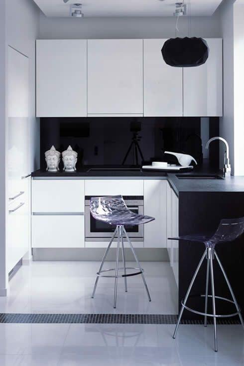 Фотография: Кухня и столовая в стиле Современный, Восточный, Интерьер комнат, Бытовая техника – фото на INMYROOM