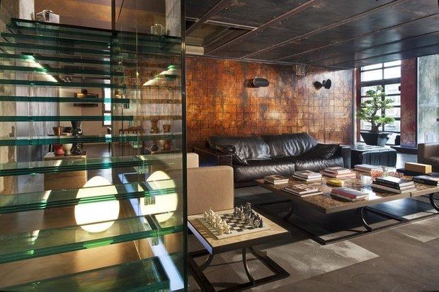 Фотография: Гостиная в стиле Лофт, Декор интерьера, МЭД, Декор дома – фото на INMYROOM