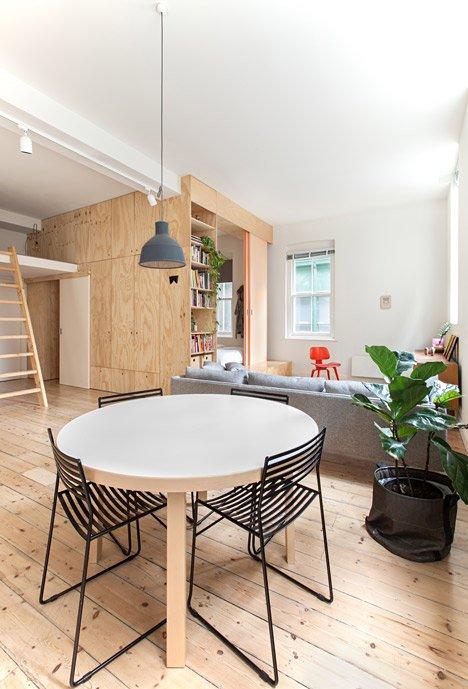 Фотография: Кухня и столовая в стиле Лофт, Эко, Советы, квартира в Мельбурне – фото на INMYROOM