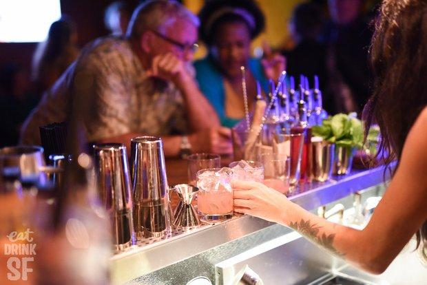 Фотография:  в стиле , США, Обзоры, Истории людей, гастрономические мероприятия, Сан-Франциско, Мероприятия, Рената Ахунова, Eat Drink San Francisco – фото на INMYROOM