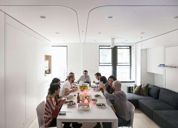 Фотография: Прочее в стиле , Малогабаритная квартира, Квартира, Стиль жизни, Советы – фото на INMYROOM
