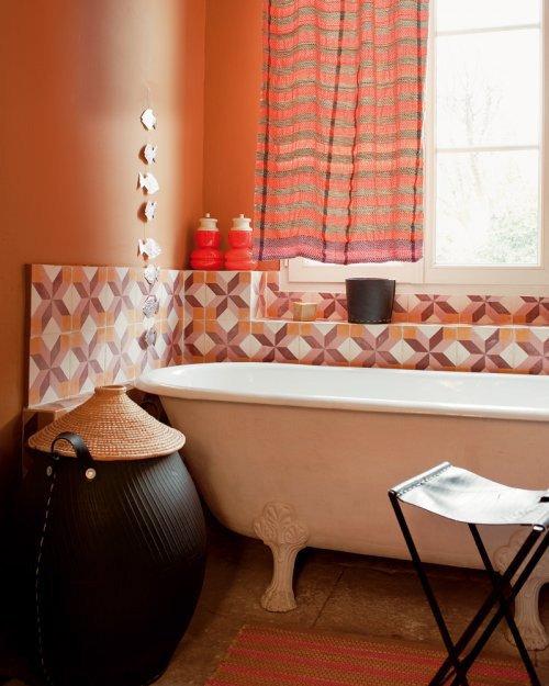 Фотография: Ванная в стиле Прованс и Кантри, Классический, Современный, Декор интерьера, Квартира, Дома и квартиры, Прованс – фото на INMYROOM