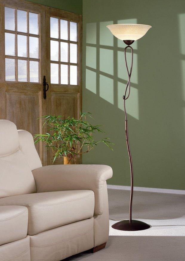 Фотография: Мебель и свет в стиле Современный, Интерьер комнат, Подсветка, Торшер – фото на INMYROOM