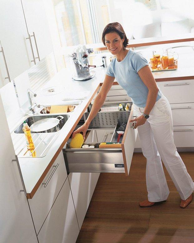 Фотография: Кухня и столовая в стиле Классический, Скандинавский, Современный, Интерьер комнат – фото на INMYROOM