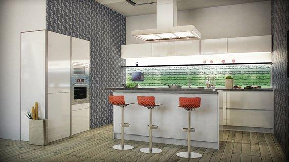 Фотография: Кухня и столовая в стиле Классический, Квартира, Дома и квартиры – фото на INMYROOM