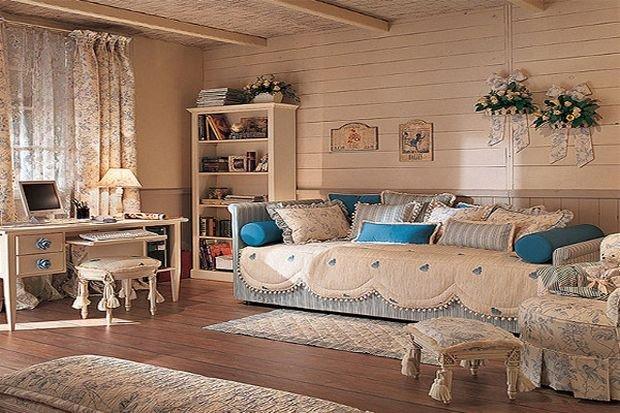 Фотография: Спальня в стиле , Декор интерьера, Квартира, Дом, Декор, Шебби-шик – фото на INMYROOM