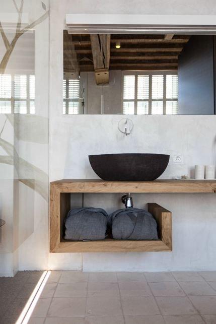 Фотография: Ванная в стиле Лофт, Декор интерьера, Дизайн интерьера, Цвет в интерьере – фото на INMYROOM