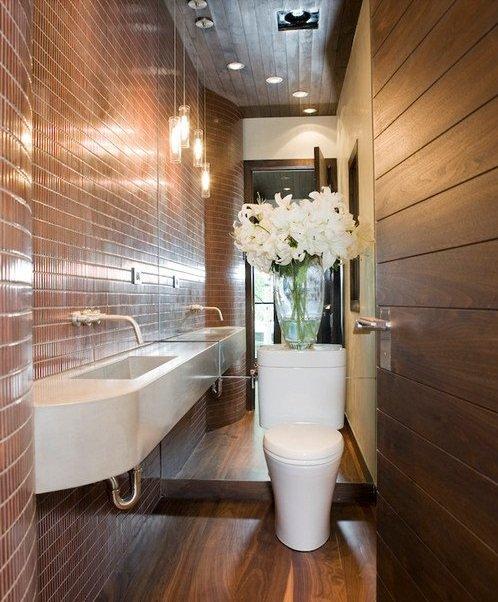 Фотография: Ванная в стиле Современный, Квартира, Дома и квартиры, Советы – фото на InMyRoom.ru