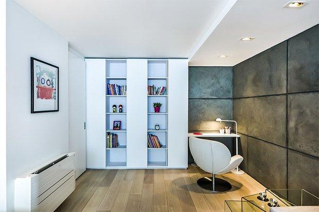 Фотография: Офис в стиле Современный, Гостиная, Декор интерьера, Интерьер комнат, Тема месяца – фото на INMYROOM