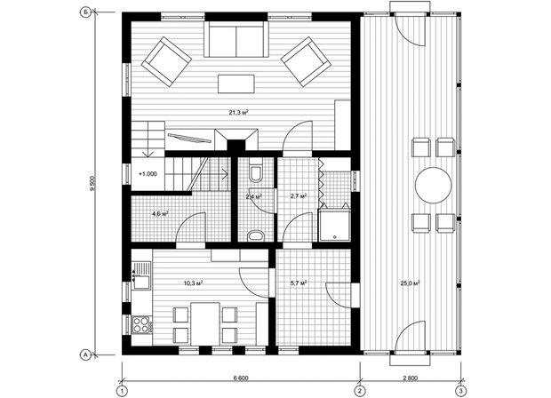 Фотография: Прочее в стиле , Дом, Дома и квартиры, Архитектурные объекты, Переделка, Дача – фото на INMYROOM