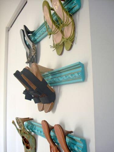 Фотография: Кухня и столовая в стиле Лофт, Эко, Прихожая, Советы, хранение обуви, идеи хранения обуви – фото на INMYROOM