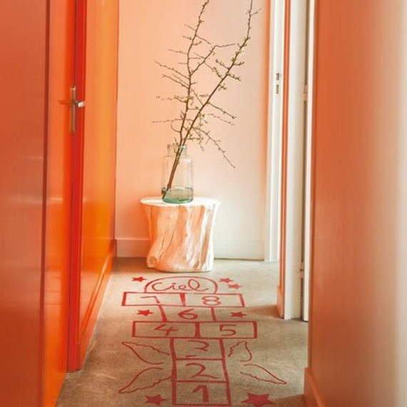 Фотография: Декор в стиле Прованс и Кантри, Современный, Декор интерьера, Дизайн интерьера, Цвет в интерьере, Оранжевый – фото на InMyRoom.ru