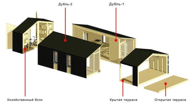 Фотография: Декор в стиле Скандинавский, Дом, Архитектура, Эко – фото на INMYROOM