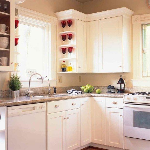 Фотография: Кухня и столовая в стиле Классический, Современный, Интерьер комнат, Тема месяца – фото на INMYROOM