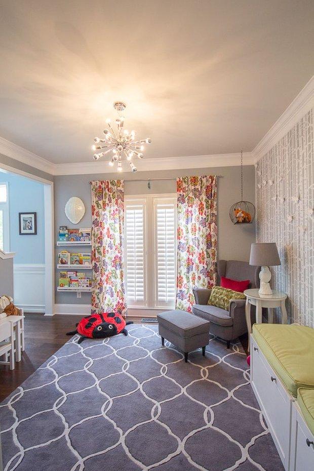 Фотография: Спальня в стиле Прованс и Кантри, Гостиная, Декор интерьера, Интерьер комнат, Мебель и свет – фото на INMYROOM