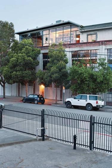 Фотография: Архитектура в стиле , Лофт, Дом, Дома и квартиры, Калифорния – фото на INMYROOM