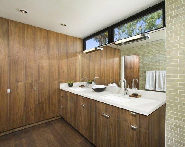 Фотография: Ванная в стиле Лофт, Интерьер комнат – фото на INMYROOM