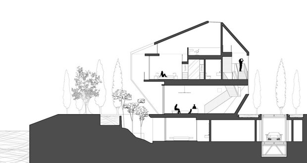 Фотография: Планировки в стиле , Декор интерьера, Дом, Дома и квартиры, Архитектурные объекты, Минимализм – фото на INMYROOM