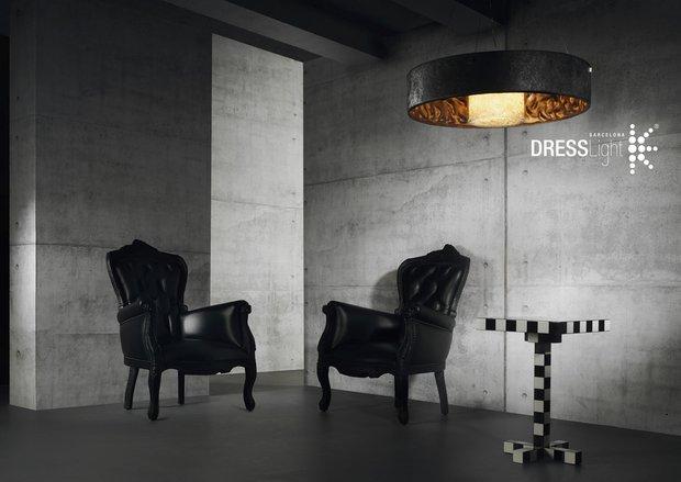 Фотография: Мебель и свет в стиле Классический, Современный, Эклектика, Интерьер комнат, Delightfull, LZF, Mood, Светильники – фото на INMYROOM