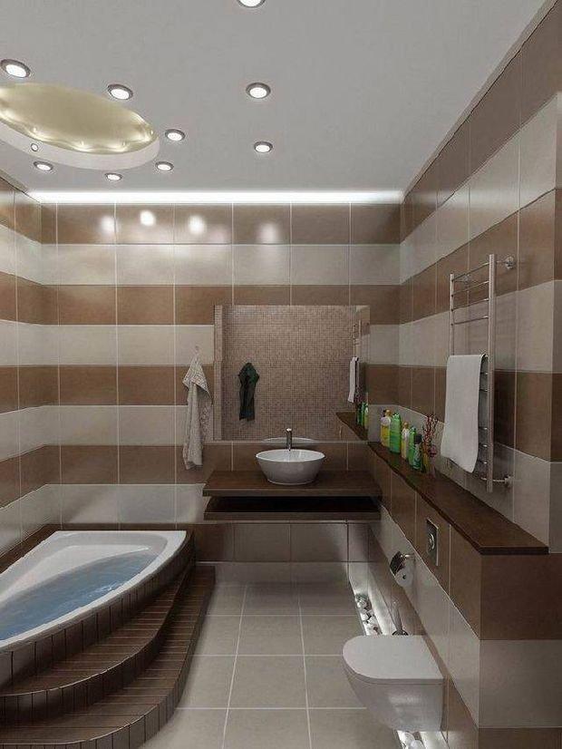 Фотография: Кухня и столовая в стиле Минимализм, Ванная, Квартира, Дом, Планировки, Ремонт на практике – фото на INMYROOM