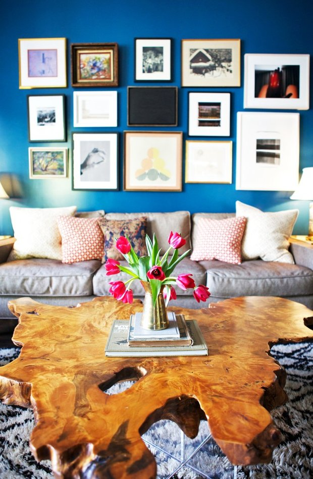 Фотография: Прочее в стиле , Малогабаритная квартира, Интерьер комнат – фото на InMyRoom.ru