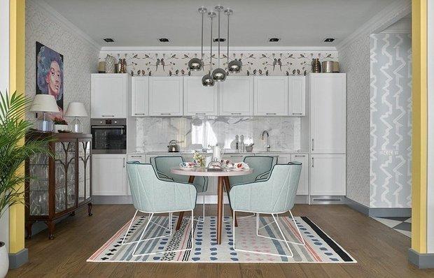 Фотография: Кухня и столовая в стиле Современный, как сэкономить, сэкономить на покупке квартиры, как сэкономить на покупке квартиры, сэкономить на ремонте, как экономить воду, экономия, #каксэкономить, как сэкономить на ремонте, как сэкономить электричество – фото на INMYROOM